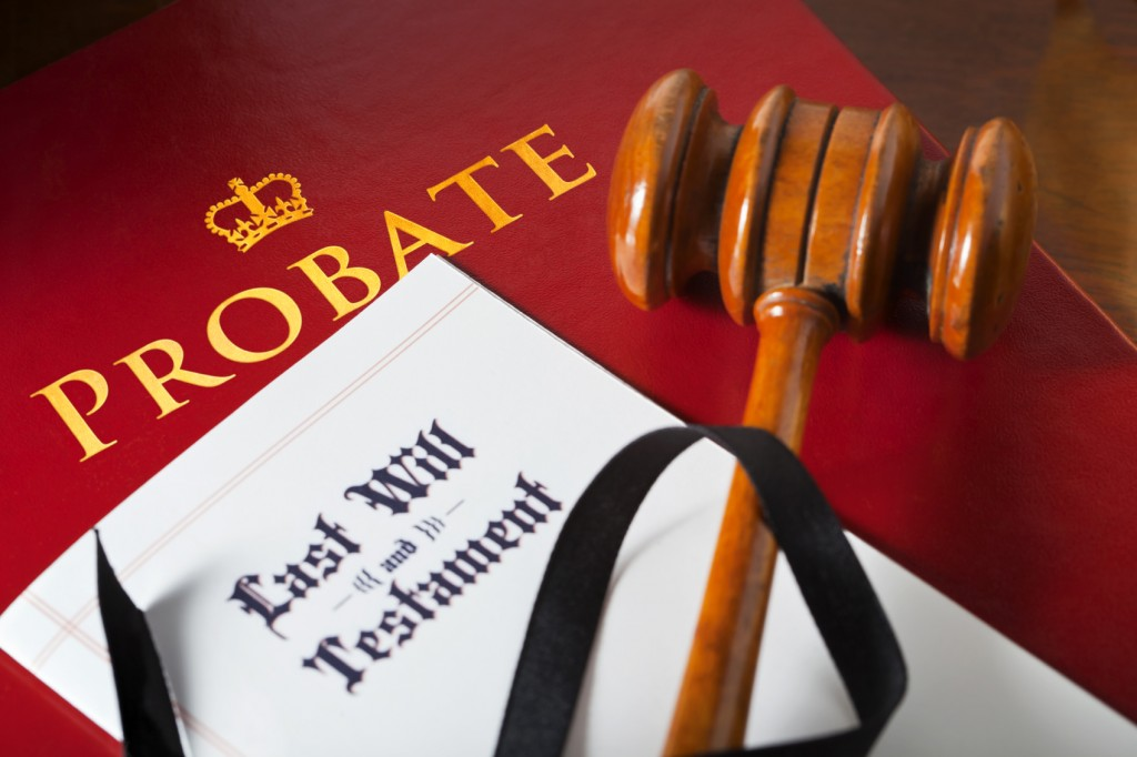 Probate, Last Will and Testament Papers